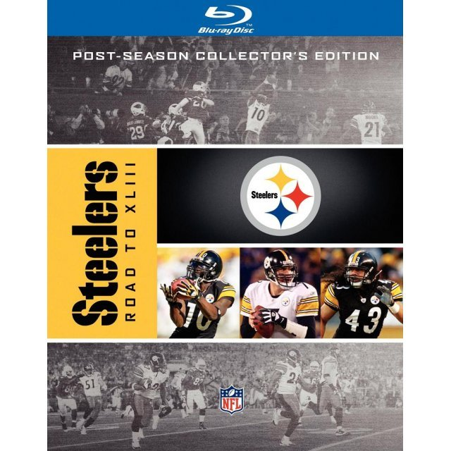 NFL: Pittsburgh Steelers - Road to XLIII