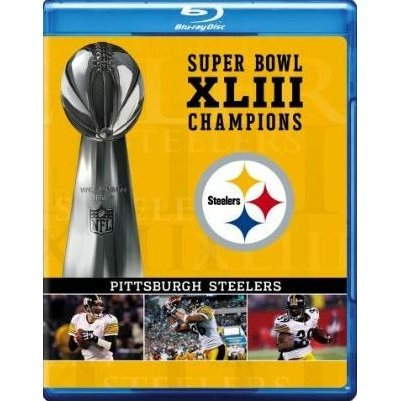 NFL Super Bowl XLIII: Pittsburgh Steelers Champions