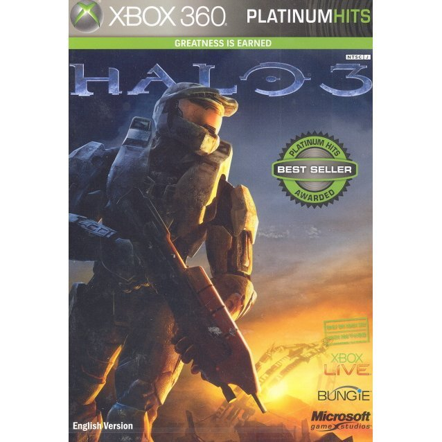 Halo 3 (Platinum Hits)
