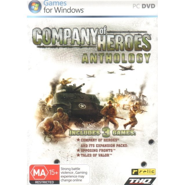 Company of Heroes: Anthology (DVD-ROM)
