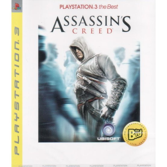 Assassin's Creed (PlayStation3 the Best)