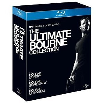 Jason Bourne Trilogy Box [Limited Edition]