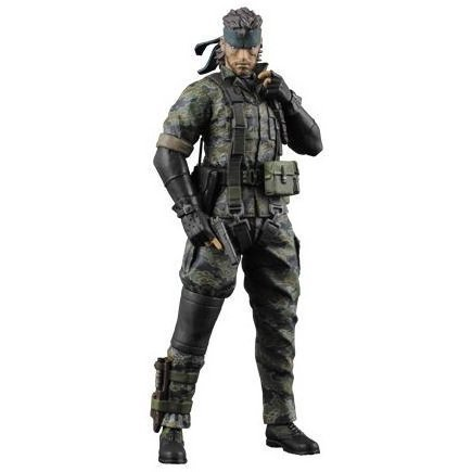 Ultra Detail Figure Metal Gear Solid Collection 2 Pre-Painted Figure: Naked Snake (Tiger Came Version)