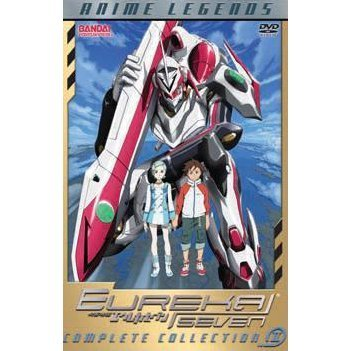 Eureka Seven Complete Collection 2 [Anime Legends]