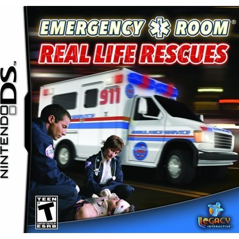 Legacy Interactive Emergency Room Games