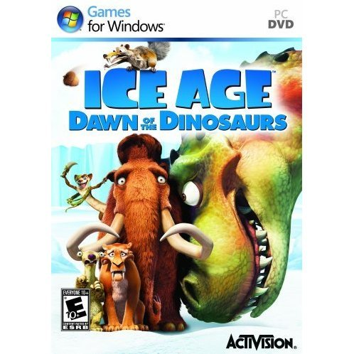 Ice Age: Dawn of the Dinosaurs (DVD-ROM)