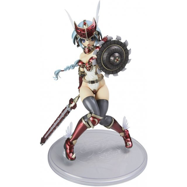 Excellent Model Core Queens Blade Rebellion 1/8 Scale Pre-Painted PVC Figure: P-2 Ultra Vibration Valkyrie Mirim
