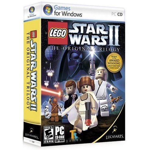 LEGO Star Wars II: The Original Trilogy (DVD-ROM)
