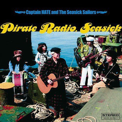The Pirate Radio Seasick [Blu-spec CD+DVD Limited Edition]