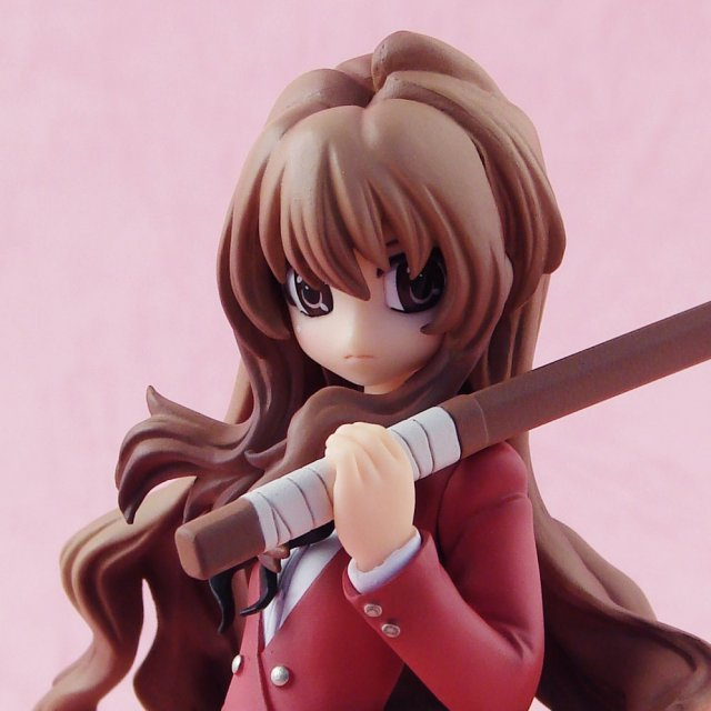 Brilliant Stage Toradora 1/8 Scale Pre-Painted PVC Figure: Aisaka Taiga