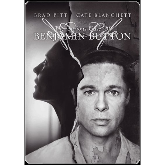 The Curious Case of Benjamin Button [2-Discs Steel Box Limited Edition]