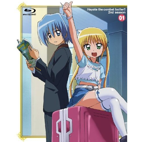 Hayate The Combat Butler / Hayate No Gotoku! 2nd Season 01 [Limited Edition]