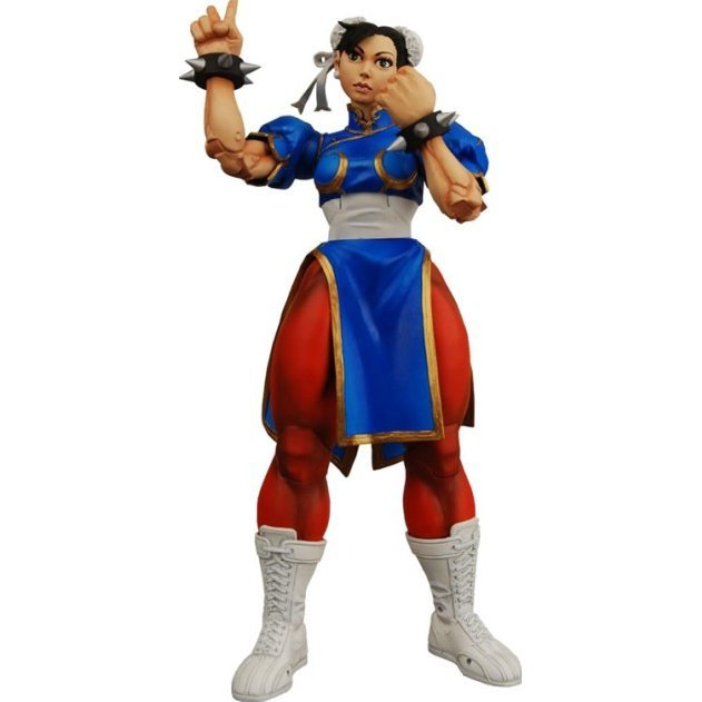 Street Fighter IV Series 2 Action Figure: Chun Li