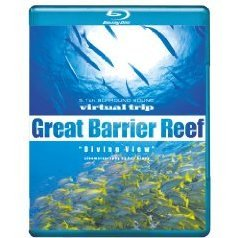 Virtual Trip Great Barrier Reef Diving View