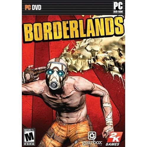 Borderlands (DVD-ROM)