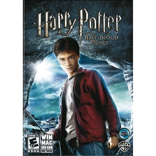 Harry Potter & The Half Blood Prince (DVD-ROM)
