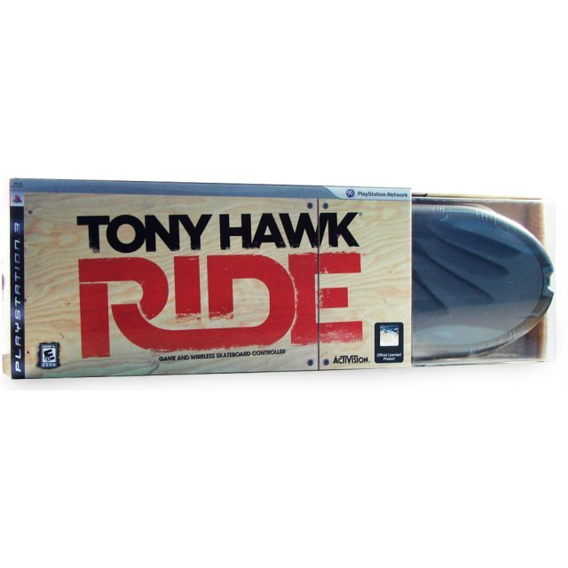 Tony Hawk: Ride (w/ Skateboard Bundle)