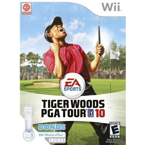 Tiger Woods PGA TOUR 10 (w/ Wii Motion Plus)