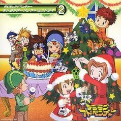 Digimon Adventure Character Song / Mini Drama Vol.2 [Limited Pressing]