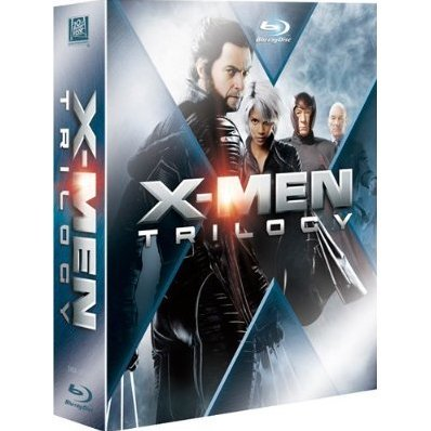 X-Men X-Men Trilogy Bonus Disc Set [Limited Edition]