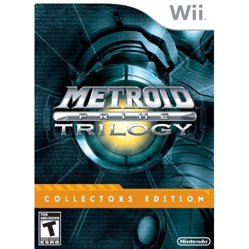 Metroid Prime Trilogy Collector's Edition