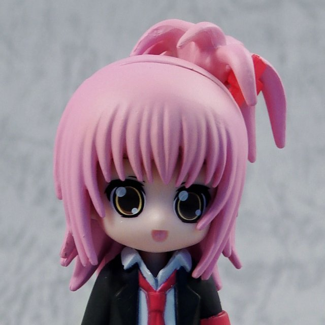 Shugo Chara Dress up Pre-Painted Figure: Hinamori Amu
