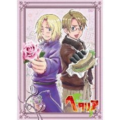Hetalia Axis Powers Vol.3 [DVD+CD Limited Edition]