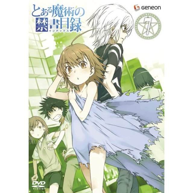 To Aru Majutsu No Index Vol.7 [Limited Edition]