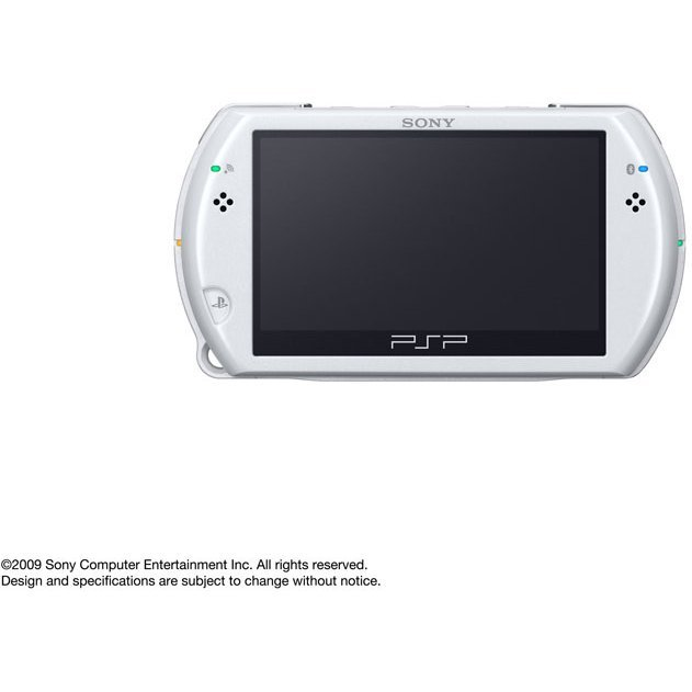 PSP PlayStation Portable Go (White)