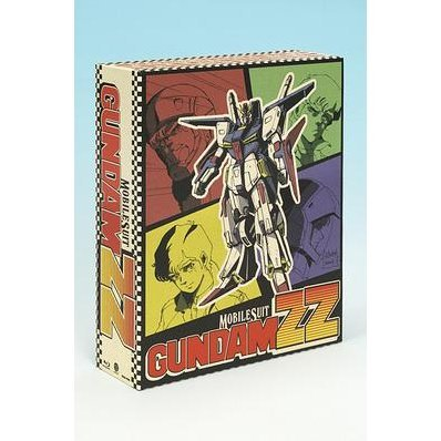 Mobile Suit Gundam ZZ / Gundam Double-Zeta Memorial Box Part.I