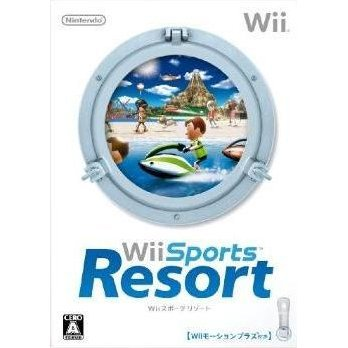 Wii Sports Resort (with Wii MotionPlus)