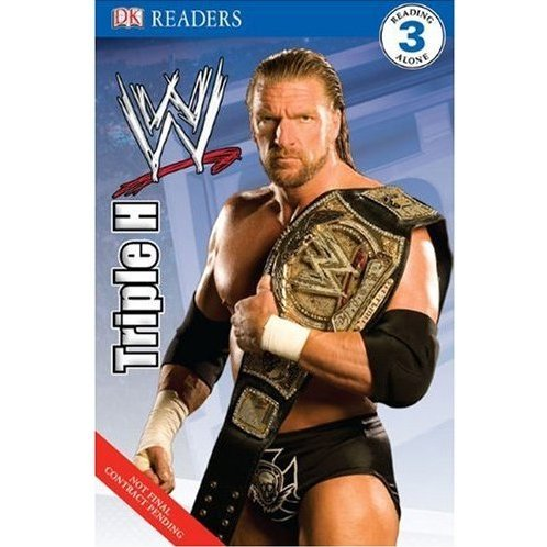 L3 Reader: WWE: Triple H (Hard Cover)