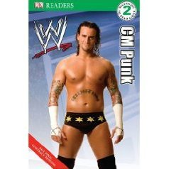 L2 Reader: WWE: CM Punk (Hard Cover)