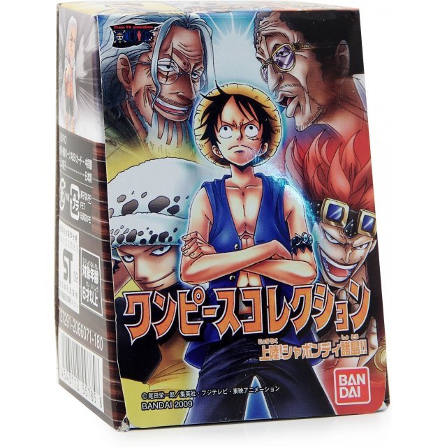 One Piece Landing Shabondy Islands Pre-Painted Candy Toy