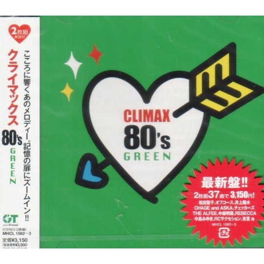 Climax 80's Green