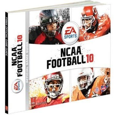 NCAA Football 10 Prima Official Guide