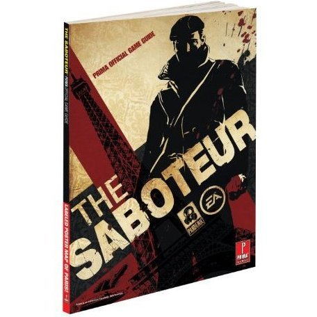 The Saboteur Prima Official Guide