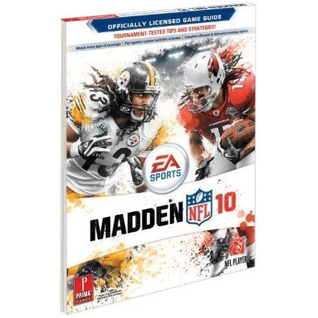 Madden NFL 10 Prima Official Guide