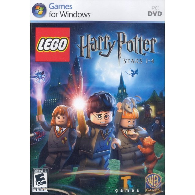 LEGO Harry Potter: Years 1-4 (DVD-ROM)