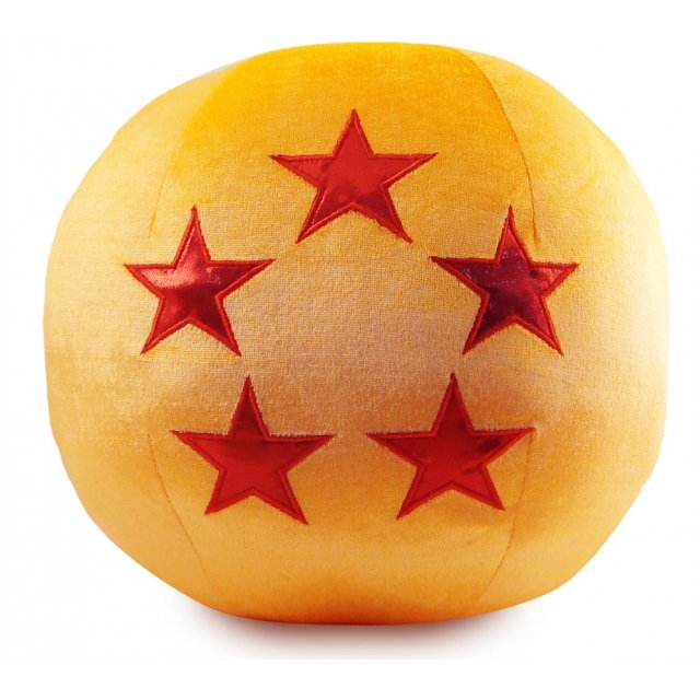 Dragon Ball DX Seven Stars Plush Doll: Dragon Ball (5 Star)