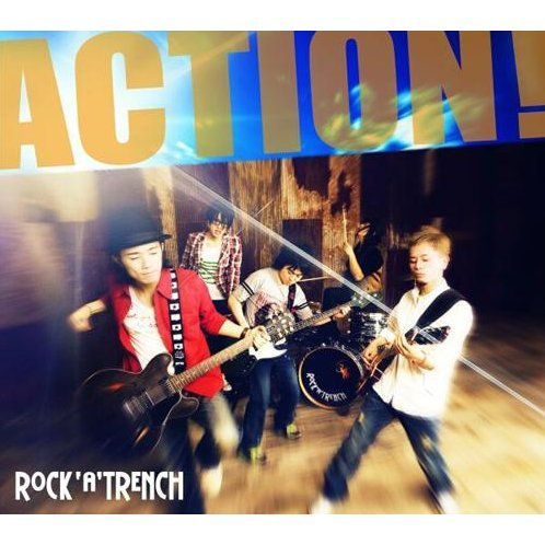 Action [CD+DVD Limited Edition]
