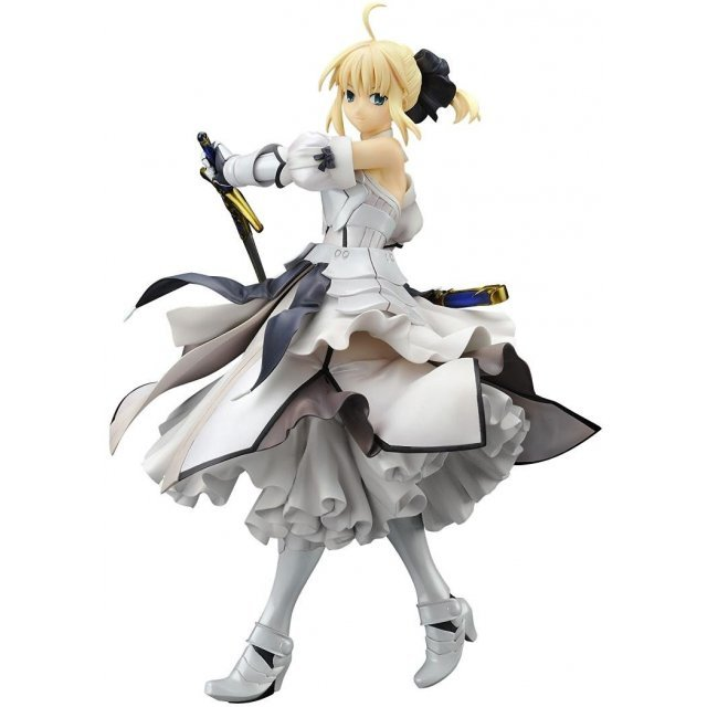 Fate/unlimited codes 1/8 Scale Pre-Painted PVC Figure: Saber Lily (Alter Version)