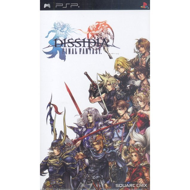 Dissidia: Final Fantasy (English language Version)