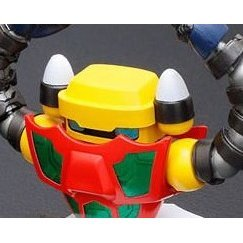 Getter Robo Non Scale Pre-Painted Figure: ES Alloy 05 - Getter-3