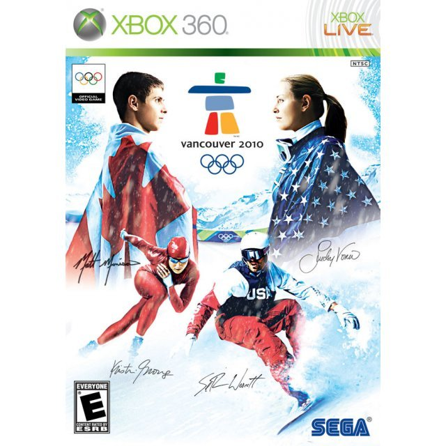 Vancouver 2010 - The Official Video Game of the Olympic Winter Games