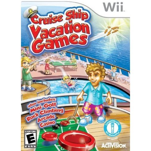 Cruise Ship Vacation Games