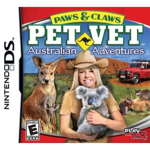 Paws & Claws Pet Vet: Australian Adventures