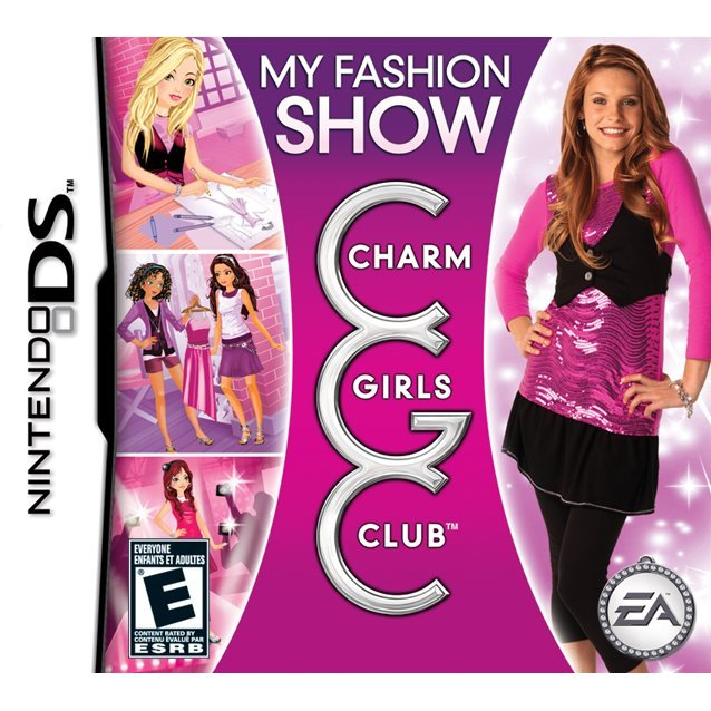 Charm Girls Club: My Fashion Show
