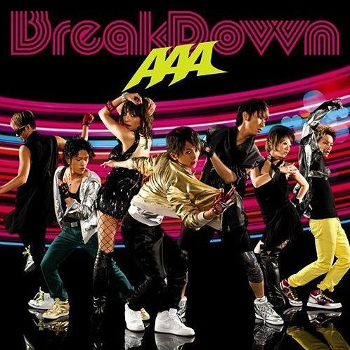 Break Down / Break Your Name / Summer Revolution