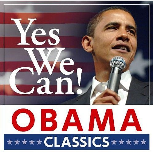 Yes We Can! Obama Classic